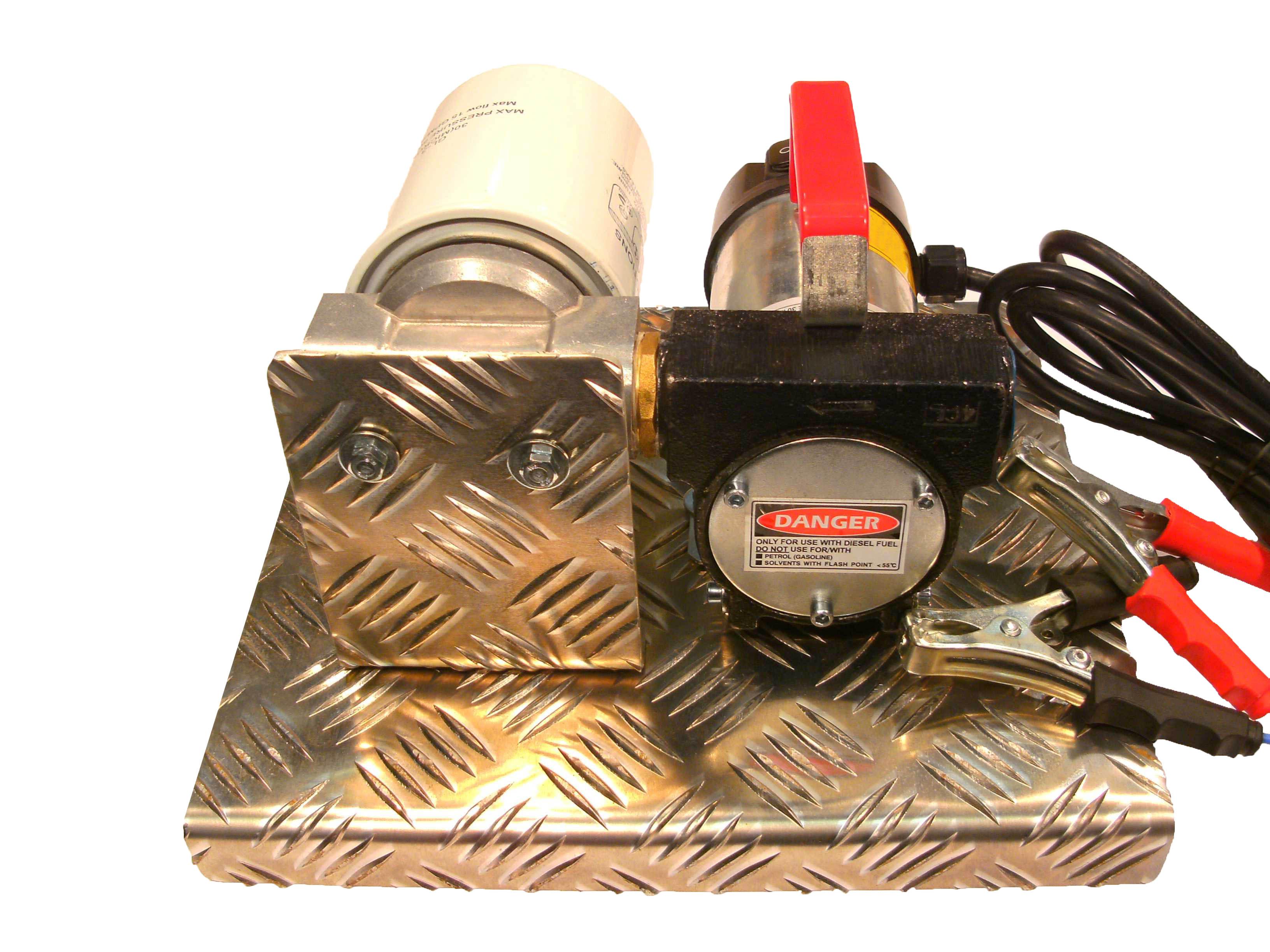 12 v pumpe dieselpumpen set filteranlage filter anlage. Black Bedroom Furniture Sets. Home Design Ideas